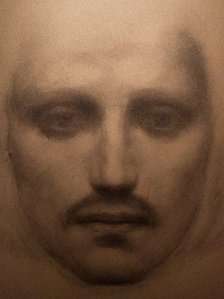 An image of the Prophet drawn by Kahlil Gibran
