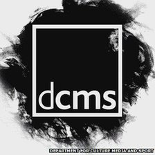 DCMS logo