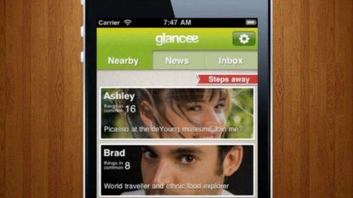 Glancee app