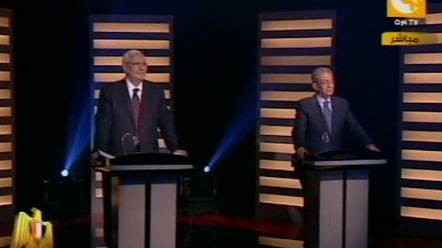 Egyptian television debate