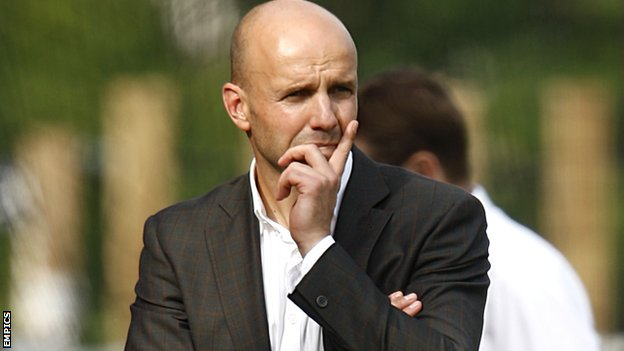 Paul Tisdale