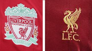 Liverpool's badges