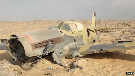 The Kittyhawk in the Western Desert