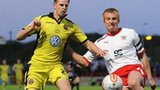 Stevenage V Sheffield United