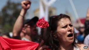Last Sunday's election revealed the depth of anger against the austerity measures by Greek voters
