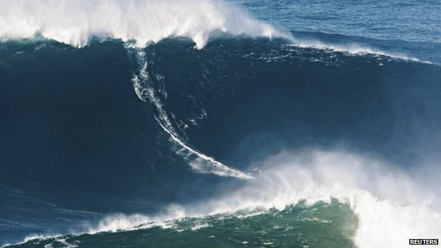 Big wave