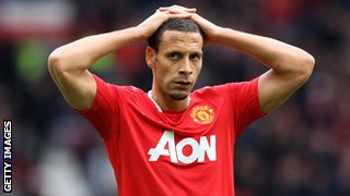 Ferdinand joined Manchester United for £30m in 2002