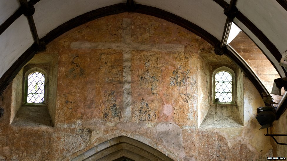 Welsh Church Wall Paintings