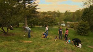 Jo Yeates memorial garden