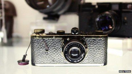 Leica 0-series camera