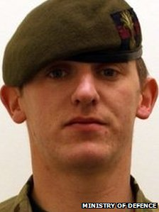 L/Cpl Lee Thomas Davies