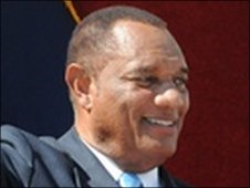 Prime Minister Perry Christie (Image: Bahamas Information Services)
