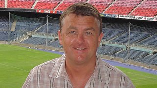 Hibs fan Bob Henderson