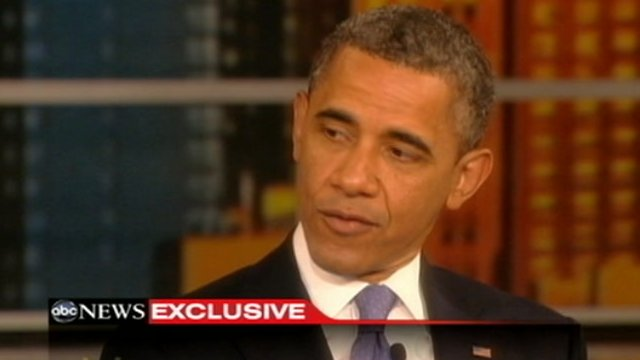 Barack Obama on The View to air 15 May 2012