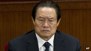 Zhou Yongkang