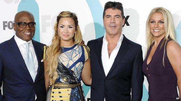 CBBC Newsround - Demi Lovato and Britney Spears to judge ...
