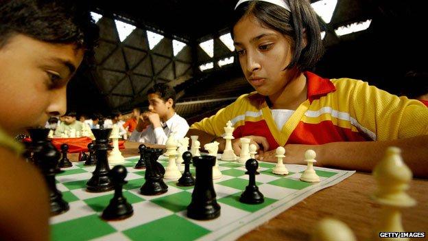 Under-19 chess championship in Srinagar