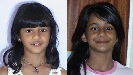 Suman Bansal on 16 May 2004 (left) and 16 May 2005 (right)