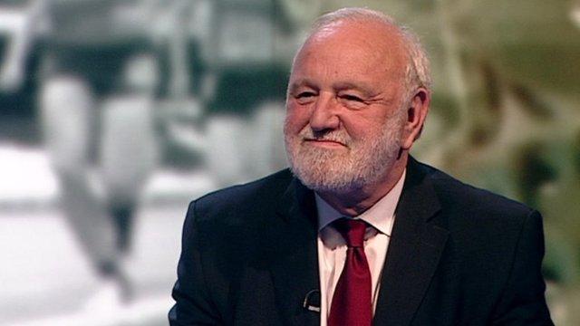 Frank Dobson MP