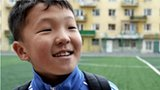 Mongolian footballer