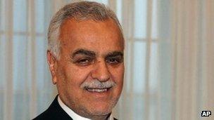 Tariq al-Hashemi, Istanbul, 14 April 2012