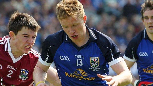 Jack Brady makes his Cavan debut against Donegal