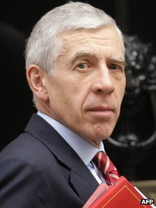 Labour MP Jack Straw