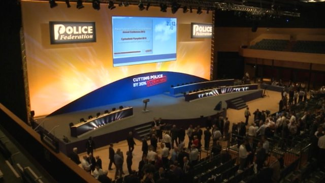 Police Federation conference