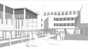 Plans for Pitsea town centre