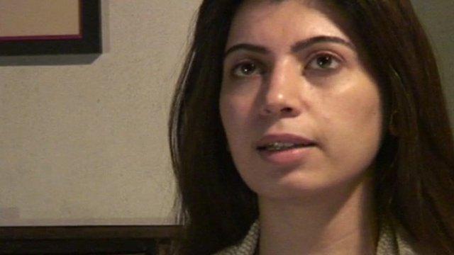 Rima Dali, political activist