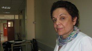 Dr Katerina Stypsanelli