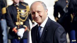 Laurent Fabius (15/05/12)