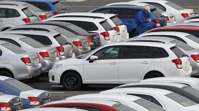 New Toyota cars