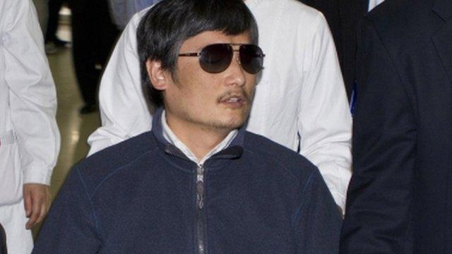 Ghen Guangcheng