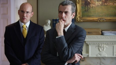 The Thick Of It series three episode seven