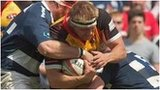 Cornish Pirates beat Bristol last week to make their second consecutive Championship final