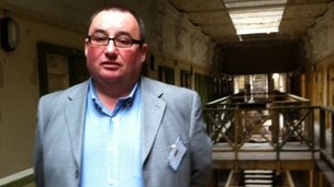 Belfast man Peter Lavery is behind the plans for the jail