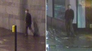 CCTV image of Scott Kerr