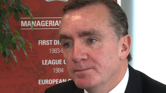 Liverpool managing director Ian Ayre