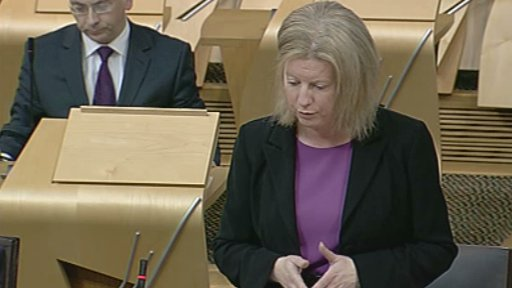 Sport and Commonwealth Games Minister Shona Robison led the debate