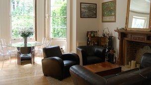 Kensington Park Gardens flat