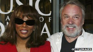 Giorgio Moroder and Donna Summer