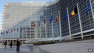 European Commission, Brussels - file pic