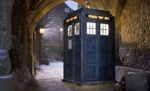 Dr Who&#039;s Tardis