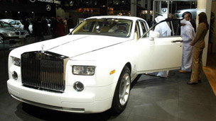 Rolls-Royce on sale in Dubai