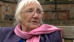 Lucie Wilkinson