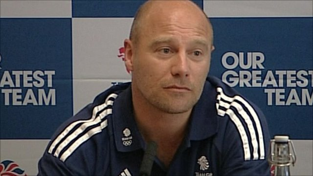 GB women's hockey coach Danny Kerry
