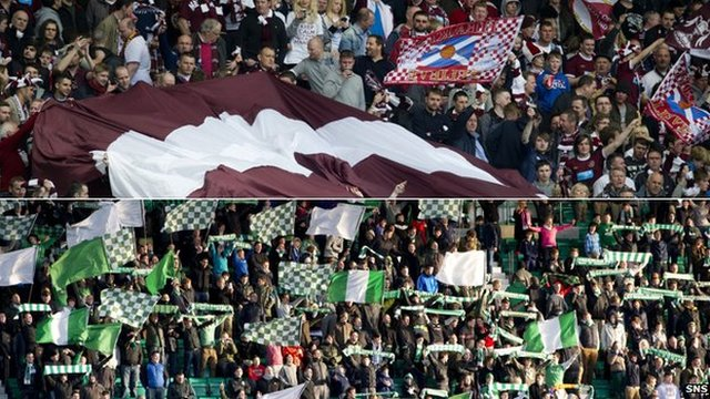 Live football streaming: Watch Hearts v Hibernian in the SPL