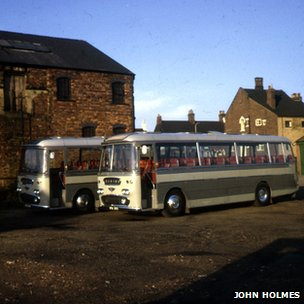 Viking Motors Ltd coaches