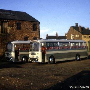Viking Motors Ltd coaches